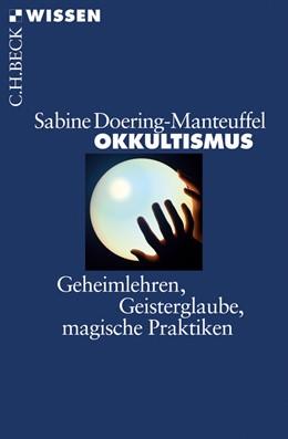 Abbildung von Doering-Manteuffel | Okkultismus | 2011 | Geheimlehren, Geisterglaube, m... | 2713