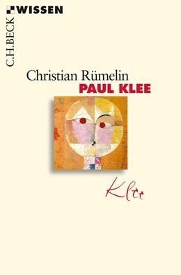 Abbildung von Rümelin   Paul Klee   2. Auflage   2016   2500
