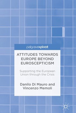 Abbildung von Di Mauro / Memoli | Attitudes Towards Europe Beyond Euroscepticism | 1st ed. 2017 | 2016 | Supporting the European Union ...