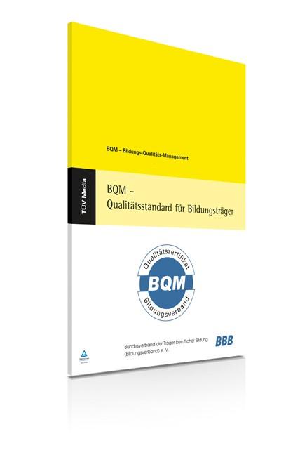 Abbildung von BQM - Qualitätsstandard für Bildungsträger   2016
