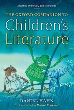 Abbildung von Hahn | The Oxford Companion to Children's Literature | 2. Auflage | 2015