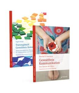 Abbildung von Rosenberg / Holler | Gewaltfreie Kommunikation: Grundlagen + Training • Set | 1. Auflage | 2016 | beck-shop.de