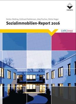 Abbildung von Döding / Feddersen | Sozialimmobilien-Report 2016 | 1. Auflage | 2016 | beck-shop.de