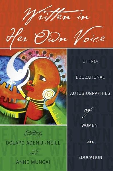 Written in Her Own Voice | Adeniji-Neill / Mungai, 2016 | Buch (Cover)