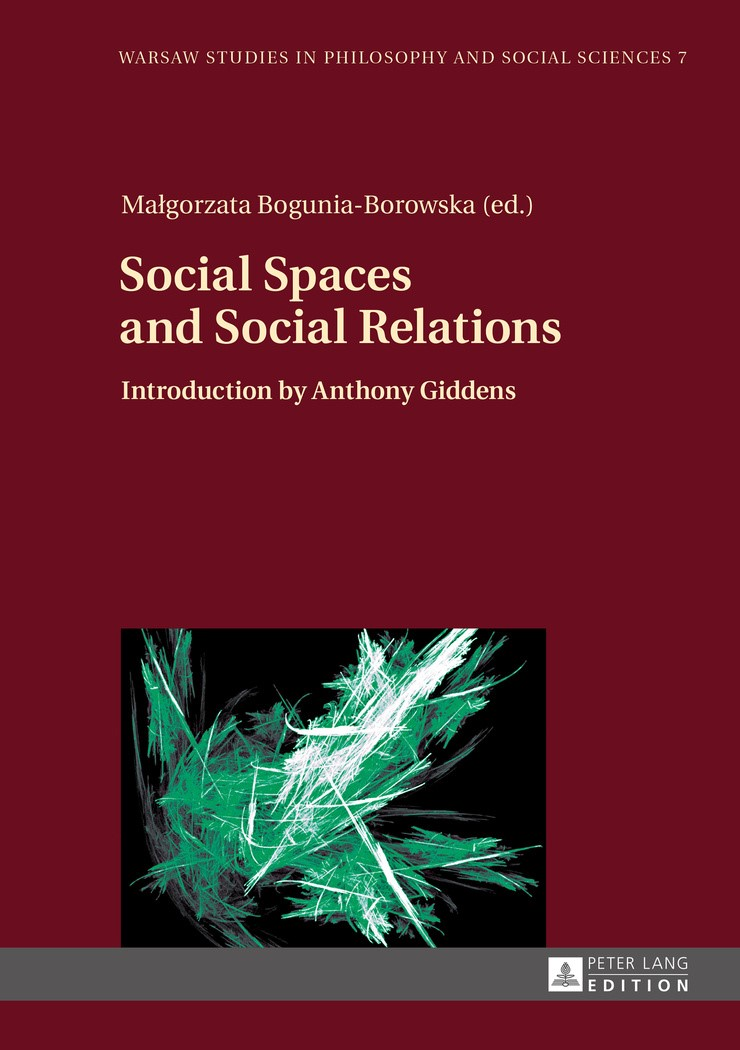 Abbildung von Bogunia-Borowska | Social Spaces and Social Relations | 2016
