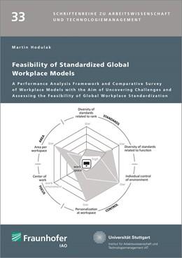 Abbildung von Hodulak / | Feasibility of Standardized Global Workplace Models. | 2016 | A Performance Analysis Framewo... | 33