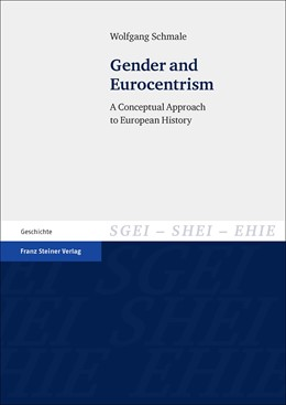 Abbildung von Schmale | Gender and Eurocentrism | 2016 | A Conceptual Approach to Europ...