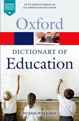 Abbildung von Wallace | A Dictionary of Education | 2. Auflage | 2015