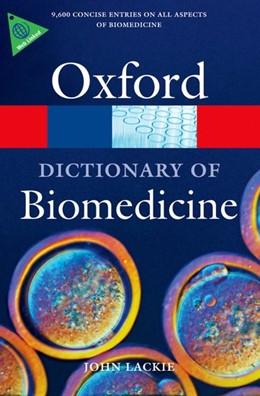 Abbildung von Lackie | A Dictionary of Biomedicine | 2010