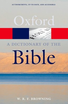 Abbildung von Browning | A Dictionary of the Bible | 2. Auflage | 2009