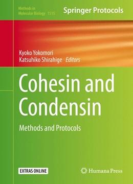 Abbildung von Yokomori / Shirahige | Cohesin and Condensin | 1st ed. 2017 | 2016 | Methods and Protocols | 1515