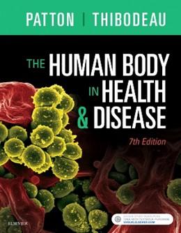 Abbildung von Patton / Thibodeau | The Human Body in Health & Disease - Softcover | 7. Auflage | 2017 | beck-shop.de