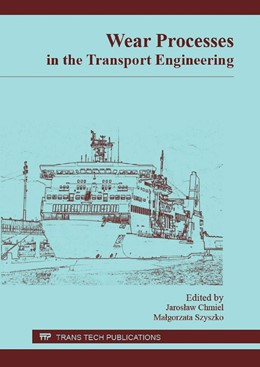 Abbildung von Chmiel / Szyszko | Wear Processes in the Transport Engineering | 2016