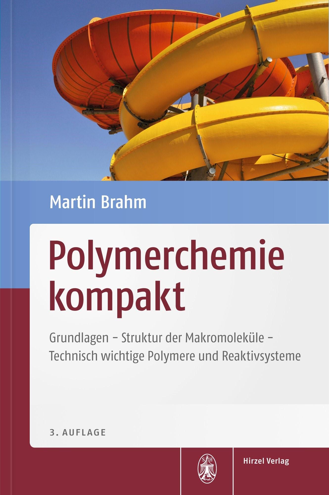 Abbildung von Brahm | Polymerchemie kompakt | korrigierte Auflage | 2016