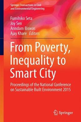 Abbildung von Seta / Sen | From Poverty, Inequality to Smart City | 1. Auflage | 2016 | beck-shop.de