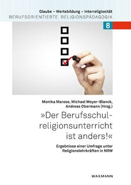 Abbildung von Marose / Meyer-Blanck / Obermann  