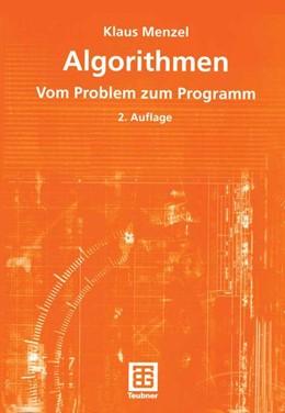 Abbildung von Menzel | Algorithmen | 2005 | Vom Problem zum Programm
