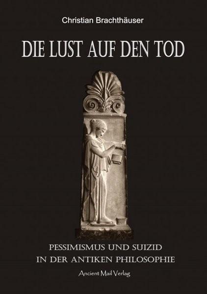 Die Lust auf den Tod | Brachthäuser, 2016 | Buch (Cover)