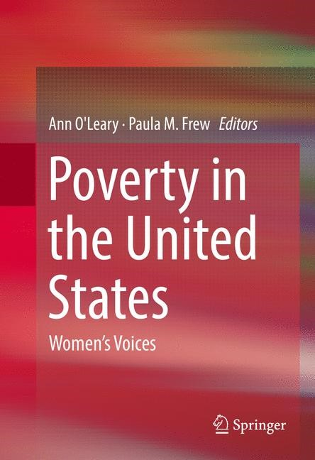 Poverty in the United States | O'Leary / Frew | 1st ed. 2017, 2016 | Buch (Cover)
