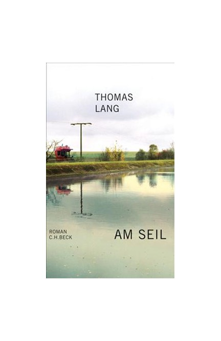 Cover: Thomas Lang, Am Seil
