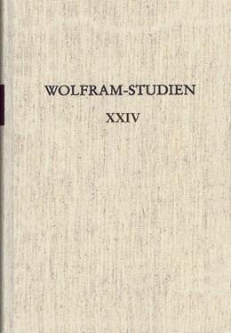 Abbildung von Holznagel / Bauschke-Hartung / Köbele / Cölln | Wolfram-Studien XXIV | 2017 | Die Kunst der