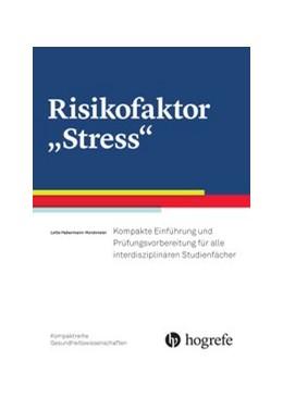 Abbildung von Habermann-Horstmeier | Risikofaktor