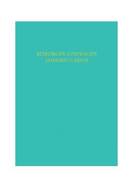 Abbildung von Bitburger Gespräche: Jahrbuch 2005/II | 2006 | 45. Bitburger Gespräche zum Th...