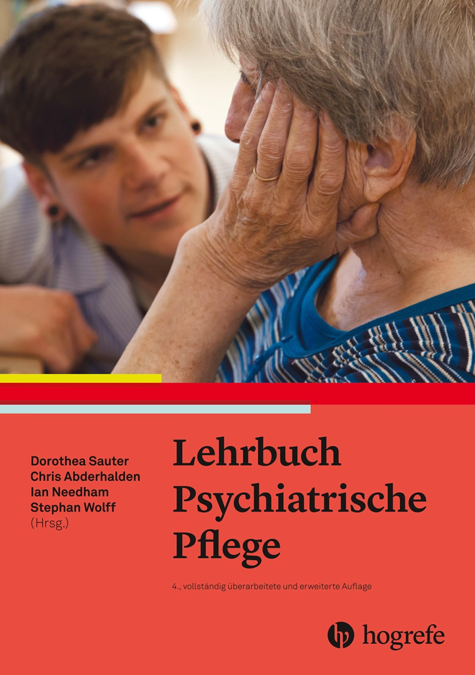 Lehrbuch Psychiatrische Pflege Sauter Needham Abderhalden