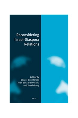 Abbildung von Ben-Rafael / Bokser Liwerant / Gorny | Reconsidering Israel-Diaspora Relations (paperback) | 2016 | 22
