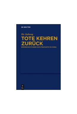 Abbildung von He | Tote kehren zurück | 1. Auflage | 2016 | beck-shop.de