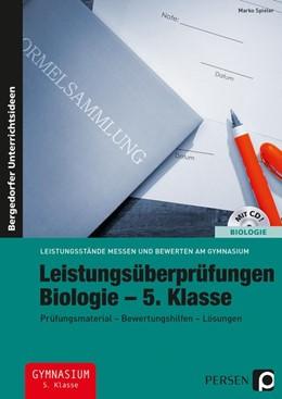 Abbildung von Spieler | Leistungsüberprüfungen Biologie - 5. Klasse | 1. Auflage | 2016 | beck-shop.de