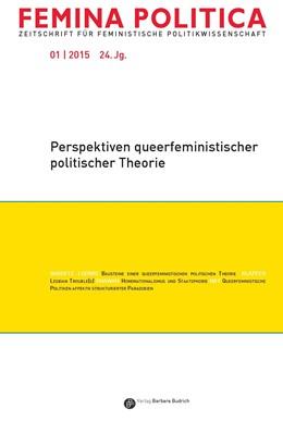 Abbildung von Abels / Ahrens / Bargetz   Femina Politica 1/2015   2015   Perspektiven queerfeministisch...