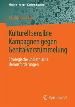 Abbildung von Danelzik | Kulturell sensible Kampagnen gegen Genitalverstümmelung | 1. Auflage | 2016 | beck-shop.de