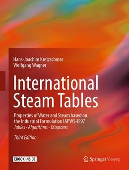 Abbildung von Kretzschmar / Wagner   International Steam Tables   3. Auflage   2019   beck-shop.de