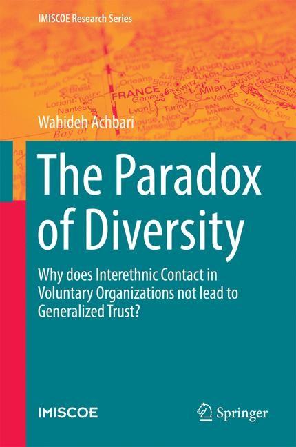 Abbildung von Achbari | The Paradox of Diversity | 2016