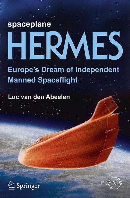 Spaceplane HERMES   Abeelen, 2016   Buch (Cover)
