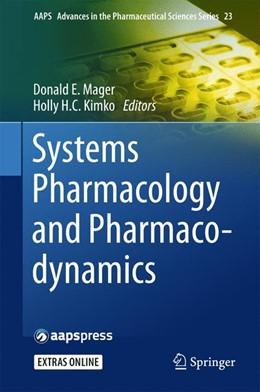 Abbildung von Mager / Kimko | Systems Pharmacology and Pharmacodynamics | 1. Auflage | 2016 | 23 | beck-shop.de