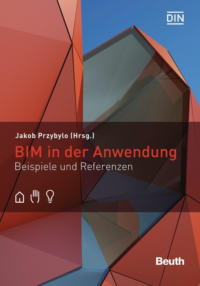 BIM im Projekt | Borowietz / Eutebach / Gerber, 2017 | Buch (Cover)