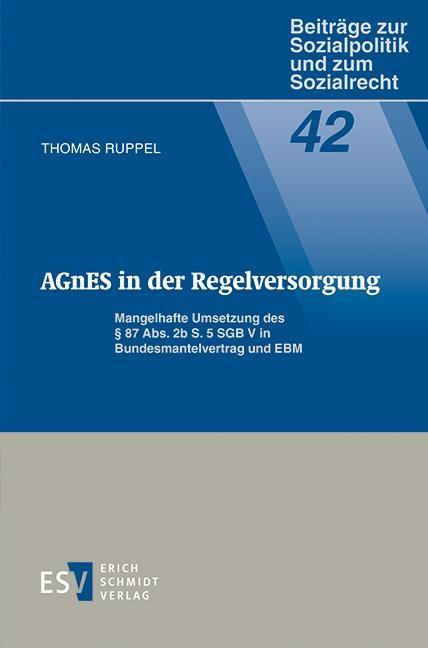 Abbildung von Ruppel   AGnES in der Regelversorgung   2016
