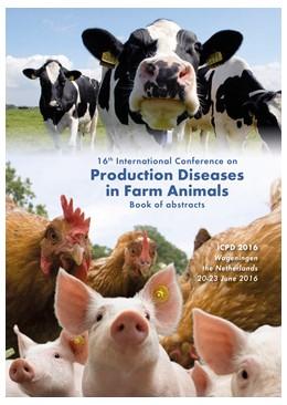 Abbildung von 16th International Conference on Production Diseases in Farm Animals | 1. Auflage | 2016 | beck-shop.de