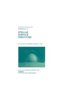Abbildung von Strassmeier / Linsky   Stellar Surface Structure   1996   176