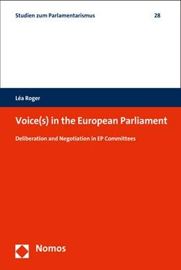 Abbildung von Roger | Voice(s) in the European Parliament | 1. Auflage | 2016 | 28 | beck-shop.de