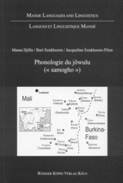Abbildung von Djilla / Eenkhoorn / Eenkhoorn-Pilon | Phonologie du jôwulu (