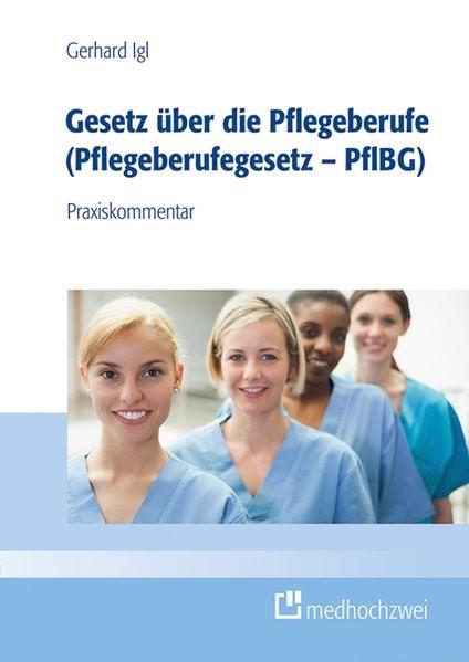 Gesetz über den Pflegeberuf (Pflegeberufsgesetz - PflBG) | Igl, 2018 | Buch (Cover)