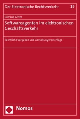 Abbildung von Gitter | Softwareagenten im elektronischen Geschäftsverkehr | 2008 | Rechtliche Vorgaben und Gestal... | 19