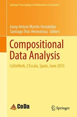 Abbildung von Martín-Fernández / Thió-Henestrosa | Compositional Data Analysis | 1st ed. 2016 | 2016 | CoDaWork, L'Escala, Spain, Jun... | 187