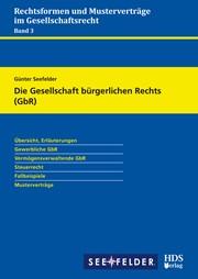 Die Gesellschaft Bürgerlichen Rechts Gbr Seefelder 2017 Beck