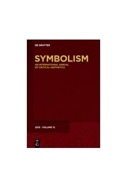 Abbildung von Ahrens / Stierstorfer | Symbolism 15 | 1. Auflage | 2015 | beck-shop.de