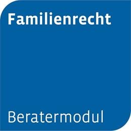 Abbildung von Beratermodul Otto Schmidt Familienrecht | 1. Auflage | | beck-shop.de