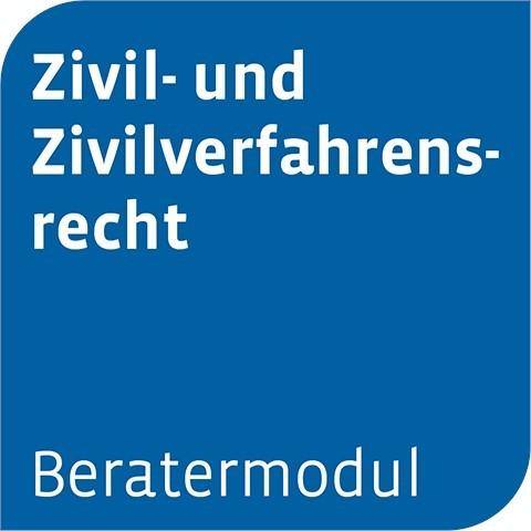 Otto Schmidt online: Berater-Modul Zivil- und Zivilverfahrensrecht (Cover)